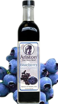 Ariston Italian Artisan Balsamic infused with Blueberry 500ML