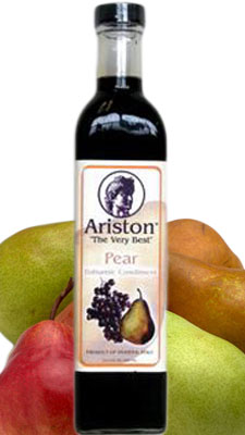 Ariston Italian Artisan Balsamic infused with Pear 500ML