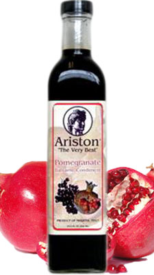 Ariston Italian Artisan Balsamic infused with Pomegranite 500ML