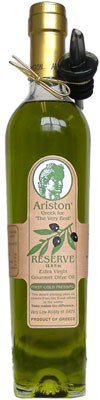 Ariston Reserve Gourmet Extra Virgin Olive Oil 500ML