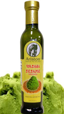 Ariston Wasabi and Sesami Dressing